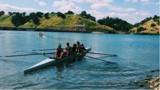 Xavier Crew/Rowing