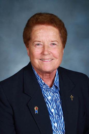 Sister Lynn Winsor, BVM